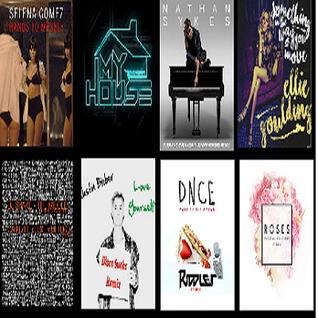 Dance Mix-Selena Gomez,FloRida,Nathan Sykes,Ellie Goulding,DJ Snake, Justin Bieber,DNCE,Chainsmokers