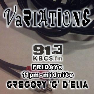 VARIATIONS 12.07.2012