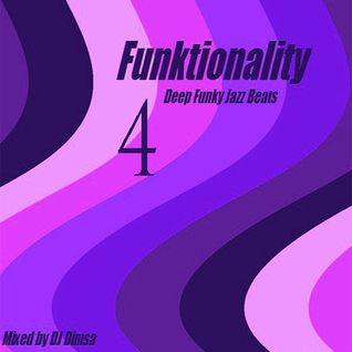 Funktionality 4 - Deep Funky Jazz Beats (2014)