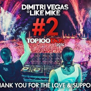 Dimitri Vegas & Like Mike - Smash The House 097 2015-03-06