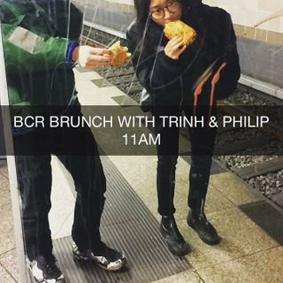 BCR Brunch with Trinh and Philip AGAIN