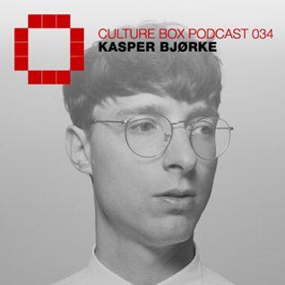 Culture Box Podcast 034 - Kasper Bjørke