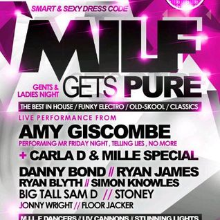 Floor Jacker - Classic 4x4 Bassline Promo Mix - MILF Get's Pure - Fri 25th Nov @ The Loft, Leeds