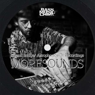 Bass Music China Guest Mix 029 – Moresounds