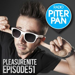 Danielino dj for Pleasure Nite | Radio Piterpan - Episode 51