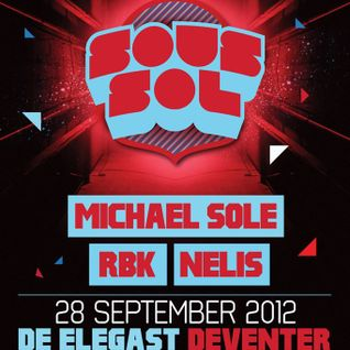 Michael Sole at Sous Sol [28|09|12]