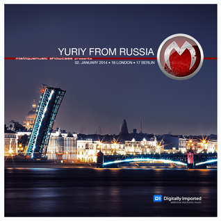 Yuriy From Russia - MistiqueMusic Showcase 103 on Digitally Imported