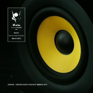 Genom Audio Podcast March 2015