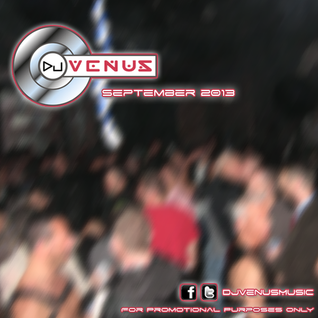 DJ Venus presents September 2013