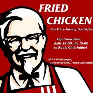 """Fried Chicken """"24Kg di bagaglio a mano, disco e modern soul."""" 19-03-1969"""