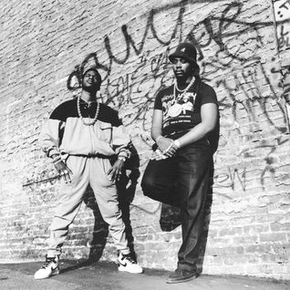 Gee-O Legends: Eric B & Rakim