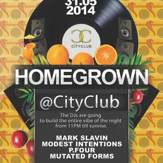 Homegrown Promo Mix