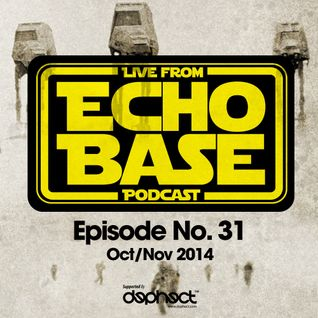 ECHO BASE PODCAST NO.31 OCT / NOV 2014