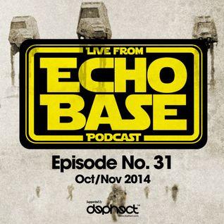 ECHO BASE PODCAST NO.31 OCT / NOV 2014