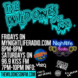 THE WILD ONES ON FM FFD OPENER FOR GUEST VICE ON 96.9 KISS FM