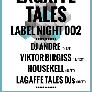 Lagaffe Tales Label Night 002 @ Kaffibarinn 12/4/2013