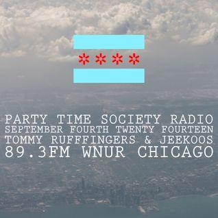 PTS Radio 9.04.14 - Tommy Ruffingers & Jeekoos Tag Sesh