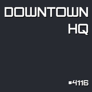 Downtown HQ #4116 (Radio Show with DJ Ramon Baron)