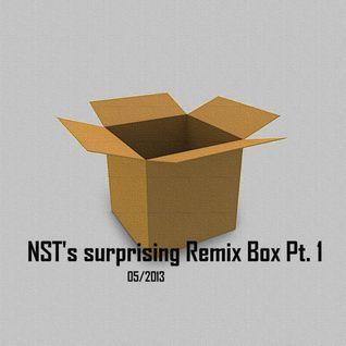 DJ NST - Remix Box Pt. 1