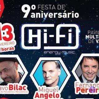Entrevista com os Hi-Fi na Estação Diária - Especial concerto 9º aniversário dos Hi-Fi