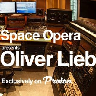 Oliver Lieb Podcast December 2013 for Proton Radio