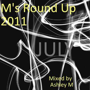 M's Round Up 2011 'JULY'