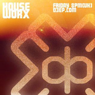 hOUSEwORX - Episode 095 - Jon Manley - D3EP Radio Network - 141016