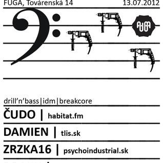 Come On My Selector @ FUGA 13.07.2012