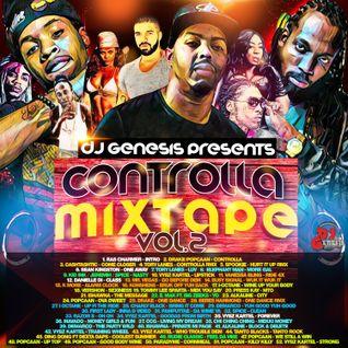 DJ GENESIS - CONTROLLA MIXTAPE VOL.2 2016
