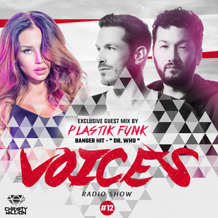 Voices #12 (Exclusive Guestmix - Plastik Funk)