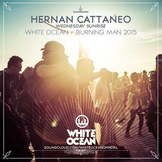 Hernan Cattaneo – White Ocean – Burning Man 2015 (Sunrise set) - 04-OCT-2015