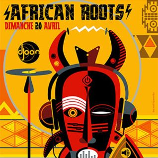 Rocco @ African Roots, Djoon, Sunday April 20th, 2014