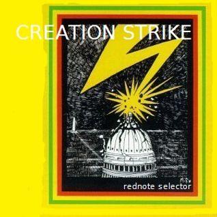 CREATION STRIKE