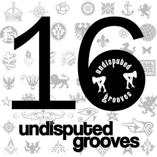 Undisputed Grooves vol 16 - 2014 deep house & ting