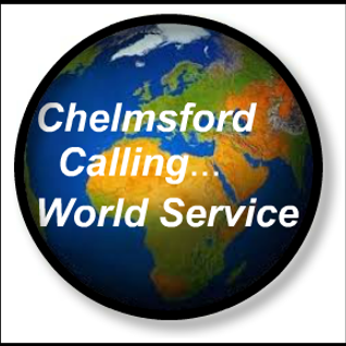 Chelmsford Calling World Service - prog. no. 6 - April 2015