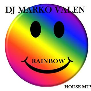 DJ MARKO VALEN - HOUSE MUSIC - RAINBOW - BACK TO BACK RADIO