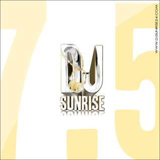 Dj Sunrise - Vol.7.5 [Finest in Electro, Black & Vocalhouse]