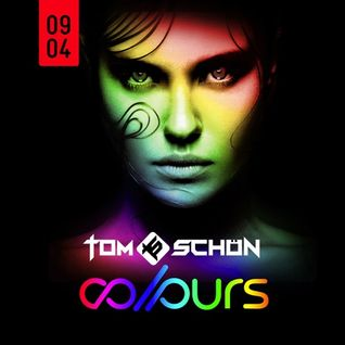 Tom Schön - Colours 09-04-2016 @ Tanzhaus West in Frankfurt