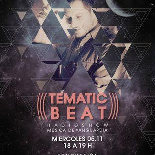 Dj ZERO Set Exclusive TEMATIC Beat 05.11.14
