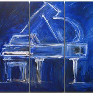 My Blue Jazz Piano