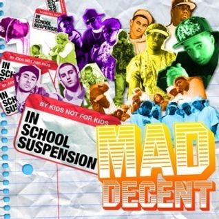 mad decent worldwide radio #17 - high school hyphy