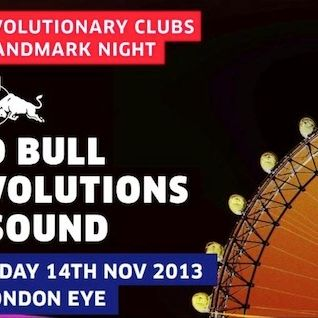 Sasha - Live from Red Bull Revolutions in Sound, EDF Energy London Eye, UK (14-11-2013)