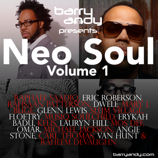 Barry Andy Neo Soul Vol. 1