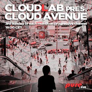 CloudLab - Cloud Avenue 007 incl. Glücksmelodie Guestmix [Mar 15 2015] on Pure.FM