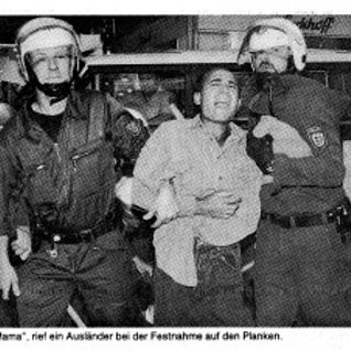 Pogrome in Mannheim-Schönau (Mathias Möller)