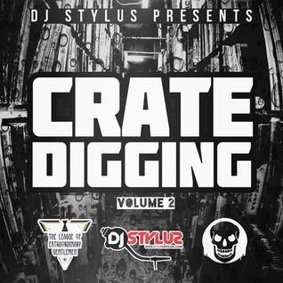 Dj Stylus Presents - Crate Digging Vol 2