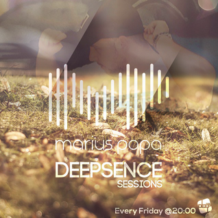 MARIUS POPA - Deepsence Sessions #24 (LIVE Recording @ WHITE HOUSE Calan)