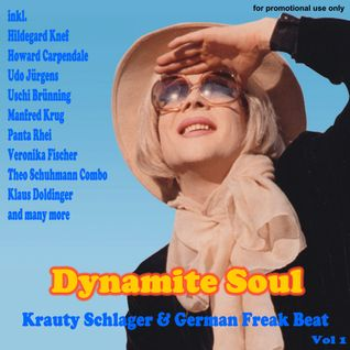 Krauty Schlager & German Freak Beat Vol.1 mixed by Plug the funky 45