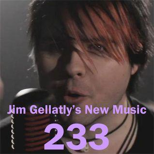 Jim Gellatly's New Music episode 233