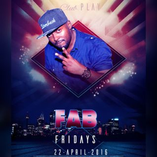 FabFridays 22nd April 2016 set 1- Dj Apeman ( live ) @clubPlay